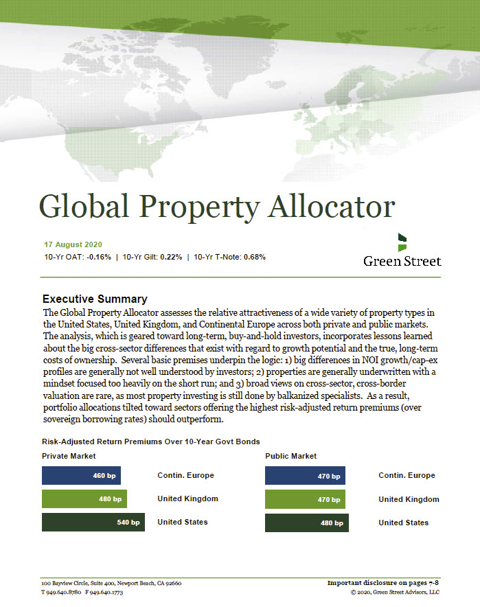 Global Property Allocator